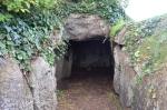 Le Creux és Faies Passage Grave