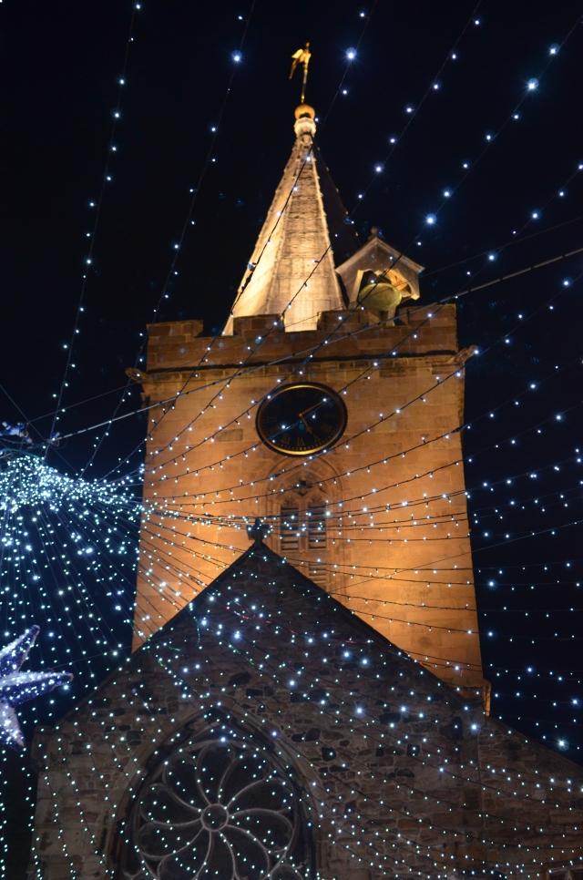 Christmas Lights, Guernsey